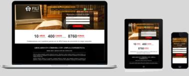 sitios web adaptados a